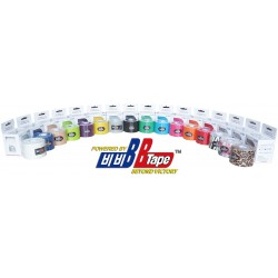 BB Tape 5cm x 5m Colores lisos