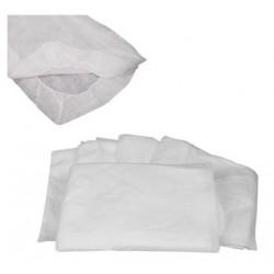Sabanillas ajustables Blancas Polipropileno (Pack de 10 unds.)