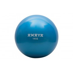 Pilates ball oxígeno