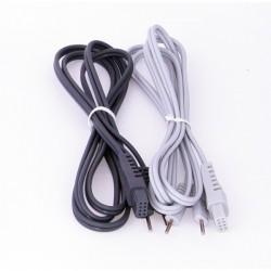 Cables microcorrientes recambio GLOBUS (2 unds.)
