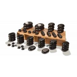 Hot Stones Massage - Set 36 piezas