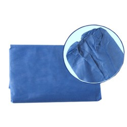 Sabanillas ajustables azul oscuro Pequeñas