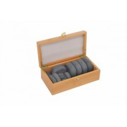 Piedras calientes de masaje - Set 20 piezas