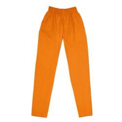 Pantalón pijama Color Naranja