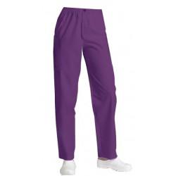 Pantalón pijama Color Púrpura