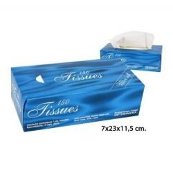 Pañuelos faciales- Tissue 150 uds