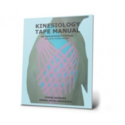 Kinesiology Tape Manual. Aplicaciones Prácticas