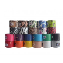 BB Tape 5cm x 5m Colores lisos