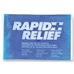 Rapid Relief Reutilizables azul (15 x 26 cm)