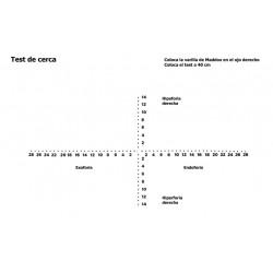 Tarjeta Foria de Cerca + linterna