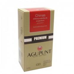 Aguja China Mango de Plata sin guía (200)