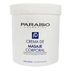 crema masaje corporal Paraiso 1000ml
