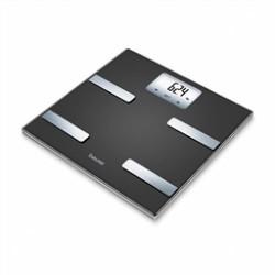 Báscula Digital Diagnóstica con IMC de Vídrio BF-530