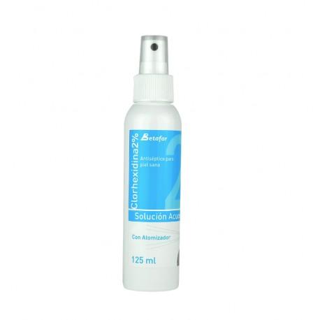 Clorhexidina acuosa 2% (125ml)