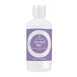Alcohol 96º (250ml)