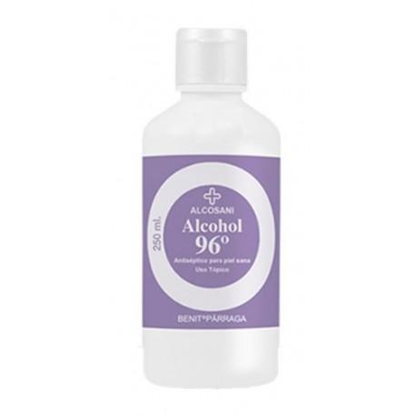 Alcohol 96º (250ml)