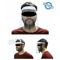 Pantalla Facial Protectora Abatible