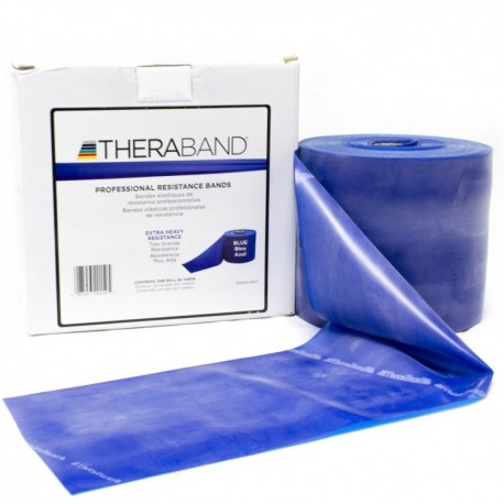 Thera-Band 45,5m Extra Fuerte Azul