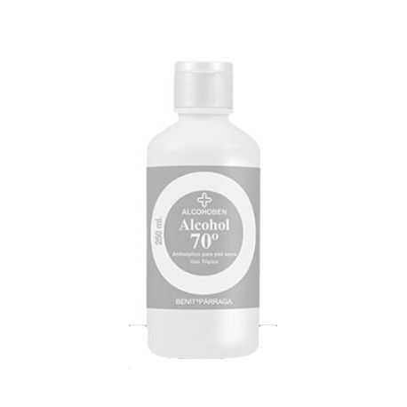 Alcohol 70º (250ml)