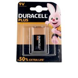 Pila Duracell Plus - 9V - Alcalina E-BLOCK (6LR61 x 1 ud)