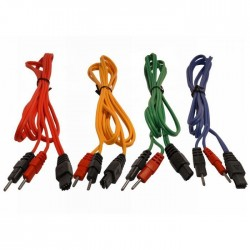 CABLES COMPEX NO SNAP (BANANA)/6PIN (4)