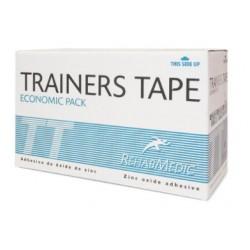 Trainers tape 2.5cmx10m (caja 48 uds)