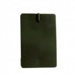 Electrodos flexibles de caucho (1 Und)